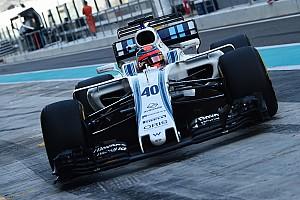 Formula 1 Top List GALERI: Robert Kubica di tes F1 Abu Dhabi