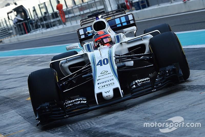 GALERI: Robert Kubica di tes F1 Abu Dhabi