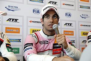 Daruvala joins MP Motorsport for Abu Dhabi GP3 finale