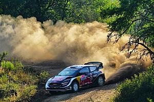 WRC Actualités M-Sport a eu des idées pour régler ses problèmes par faible adhérence