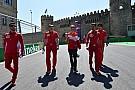 Forma-1 Azeri Nagydíj: percről percre az F1-es hétvége