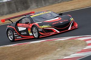 スーパーGT 速報ニュース ドラゴNSX GT3の道上龍「決勝に強いセットアップ目指す」