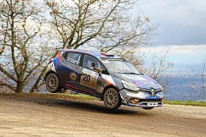 Coupes marques suisse Rapport d'étape Rallye Pays du Gier: Styve Juif remporte le Clio R3T Alps Trophy