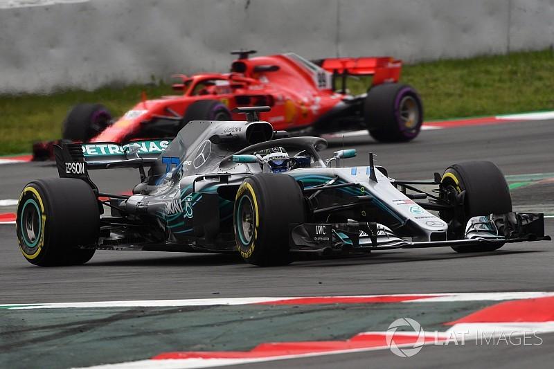 Performa mesin Formula 1