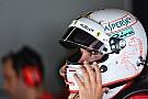 Vettel elogia nova posição de espelhos da Ferrari