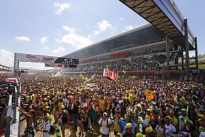 MotoGP 速報ニュース 日本GPで初の試み! 決勝後にメインストレート開放、熱気を間近に体感