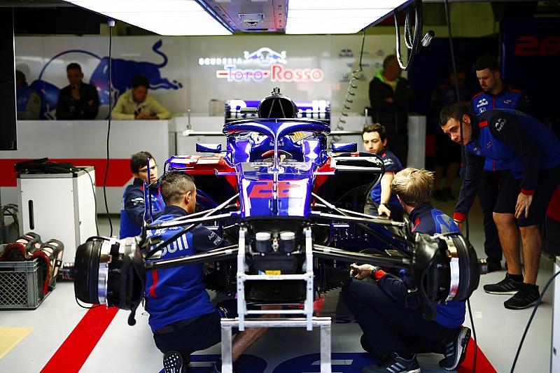Гран Прі Монако: компоненти моторів