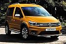 OTOMOBİL Volkswagen Caddy Alltrack Türkiye'de