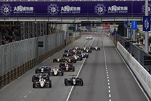 F3 News Wegen neuer Formel 3: Änderungen an der Strecke in Macau?