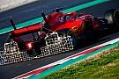 GALERÍA TÉCNICA: del martes de la segunda sesión de pruebas de F1