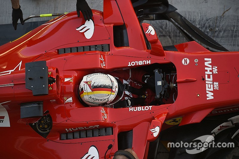 Концепт лівреї Ferrari з незвичним титульним спонсором