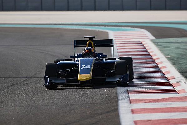 Kari, MP Motorsport ile GP3'te yarışmaya devam edecek