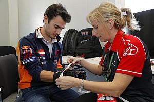 MotoGP Noticias Pedrosa está listo para Austin tras su operación