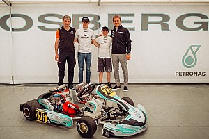 Nico Rosberg ha lanciato la sua academy per giovani piloti
