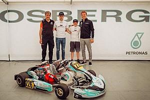 General Noticias Rosberg lanza su programa de desarrollo para pilotos