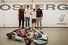 Rosberg launches new driver development scheme