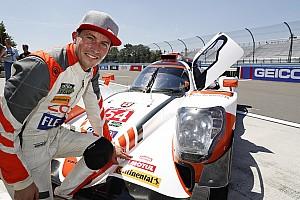 IMSA Qualifying report Watkins Glen IMSA: Braun takes pole for CORE autosport