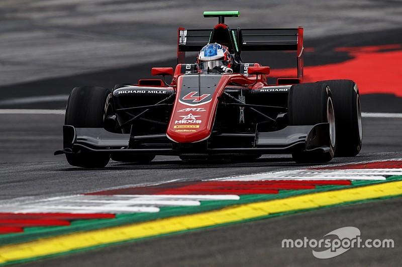 GP3 у Шпільберзі: Х'юз виграв після драми на старті