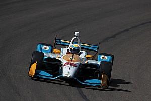IndyCar Crónica de entrenamientos Kimball fue el más rápido en la última práctica con Chaves en 5°