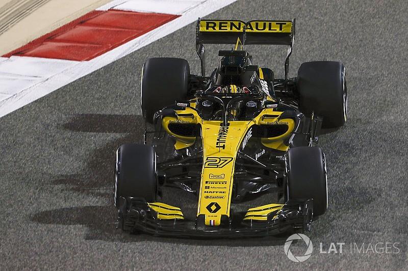 Hülkenberg engrange mais Renault cherche des réponses