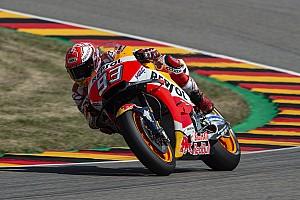 MotoGP Réactions Sûr de ses forces, Márquez s'est concentré sur son rythme de course