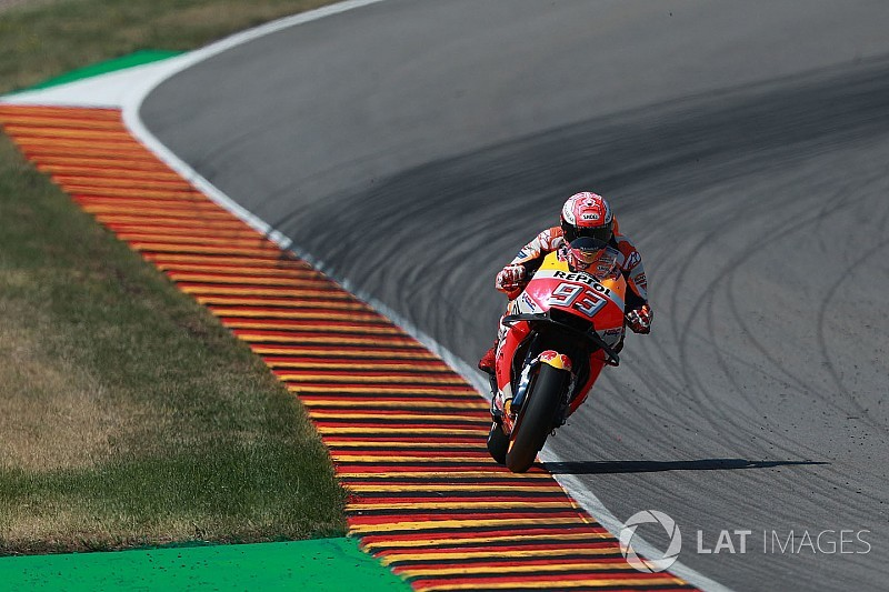 "Marquez: Honda has ""lost performance"" at Sachsenring"
