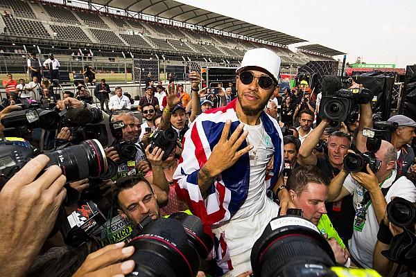 F1 Noticias de última hora Para Mansell, Hamilton y Mercedes son claros favoritos al título