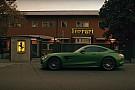 VIDEO: Un Mercedes