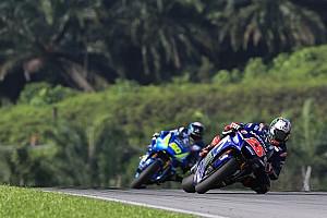 MotoGP Reporte de pruebas Viñales y Rossi vuelan bajo en Malasia