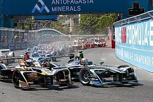 Formula E Race report ePrix Santiago: Vergne menang, Techeetah mendominasi