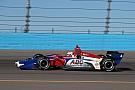 Leist bate Fittipaldi e lidera teste de novatos em Phoenix