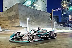 El nuevo Fórmula E llegará a los 300 km/h