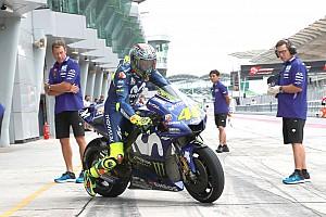 """MotoGP Reporte de pruebas Rossi: """"En todo 2017 no hice ni un solo test tan bueno como este"""""""