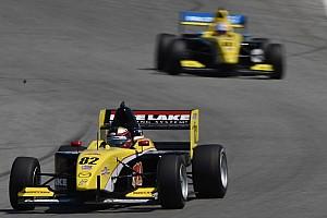Pro Mazda Breaking news Team Pelfrey relocates to Indianapolis
