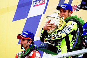 Valentino Rossi a 40 ans : sa carrière en 40 courses