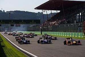 FIA F2 Preview Jadwal lengkap FIA F2 Belgia 2017