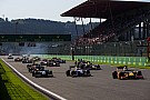 Jadwal lengkap FIA F2 Belgia 2017