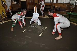 "WTCC 速報ニュース WTCCドライバー、日本の国技""相撲""を語る"