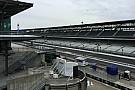 Второй тренировочный день к Indy 500 сорван из-за непогоды