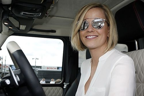 Susie Wolff receives MBE in UK New Year Honours list