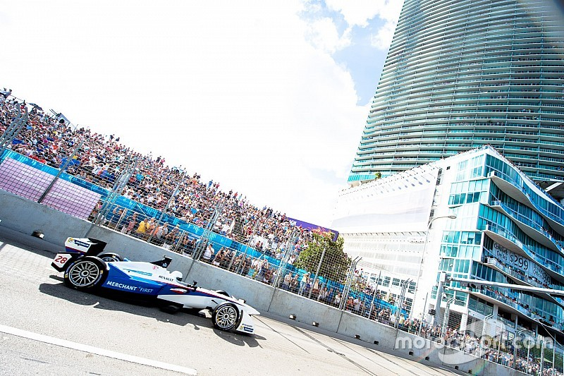 La Formule E est passée près de la faillite en 2015