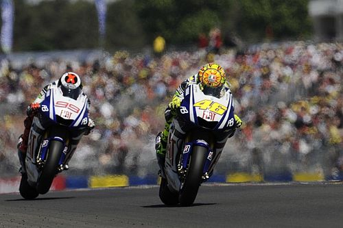 "Lorenzo: ""Rossi diede l'ultimatum a Yamaha, disse o me o lui"""