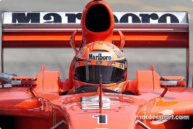 F1 dünyası Michael Schumacher'in 50. doğum gününü kutladı