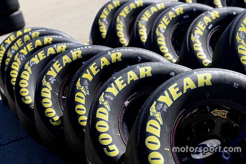 Goodyear debuts new tire combo with aero package at Atlanta