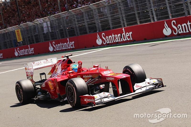 El GP de Europa de 2012 fue la carrera