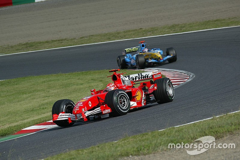 El récord de Schumacher que Alonso puede batir antes de fin de año