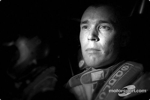 How the much-missed Richard Burns scaled the WRC mountain
