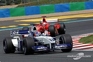 Монтойя: Шумахер за кермом Ferrari був найсильнішим суперником
