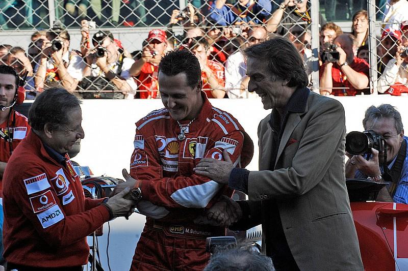 Ді Монтедземоло: Маркіонне заздрить колишній славі Ferrari