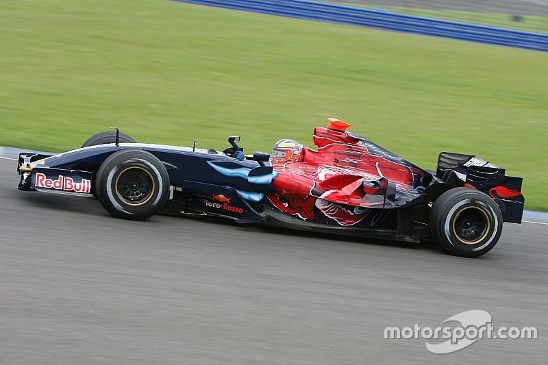 A Toro Rosso összes F1-es versenygépe 2006 óta